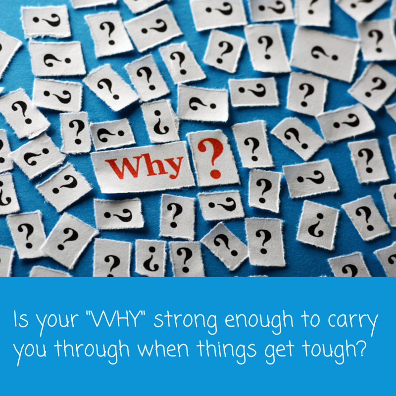 How To Know If Your Why Is Strong Enough