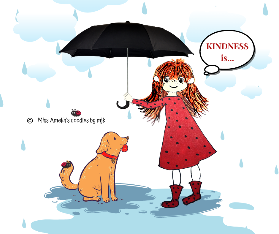 KINDNESS is…